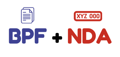 BPF + NDA LOGO